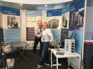 ESACT 14-17 May 2017 booth