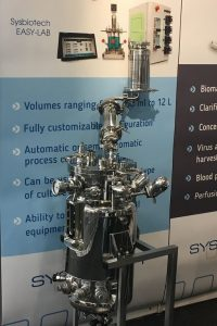 ESACT 14-17 May 2017 booth and fermenter 30L