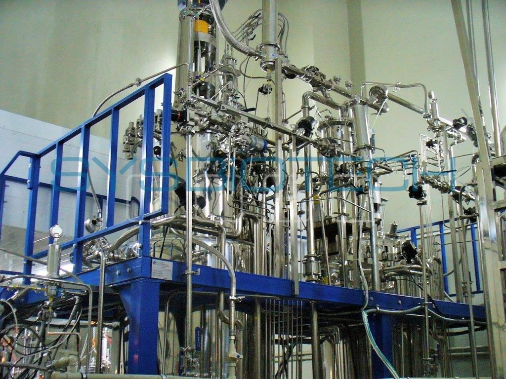 Pilot-scale facility for industrial biotechnology1